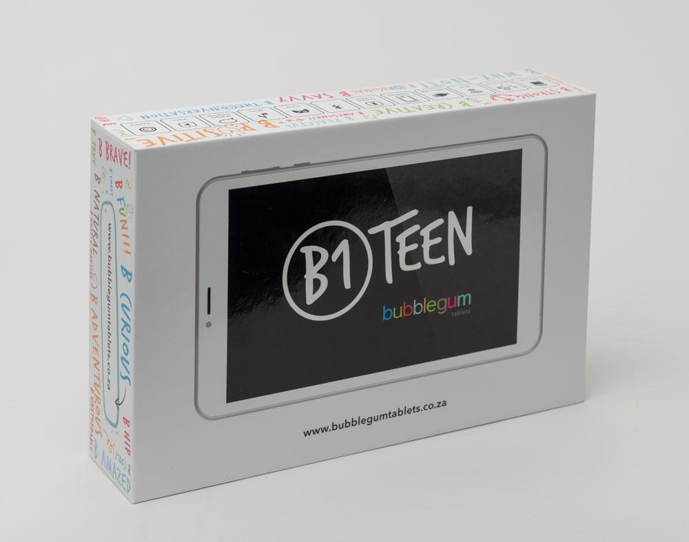 B1 Teen Tablet Bubblegum Tablets